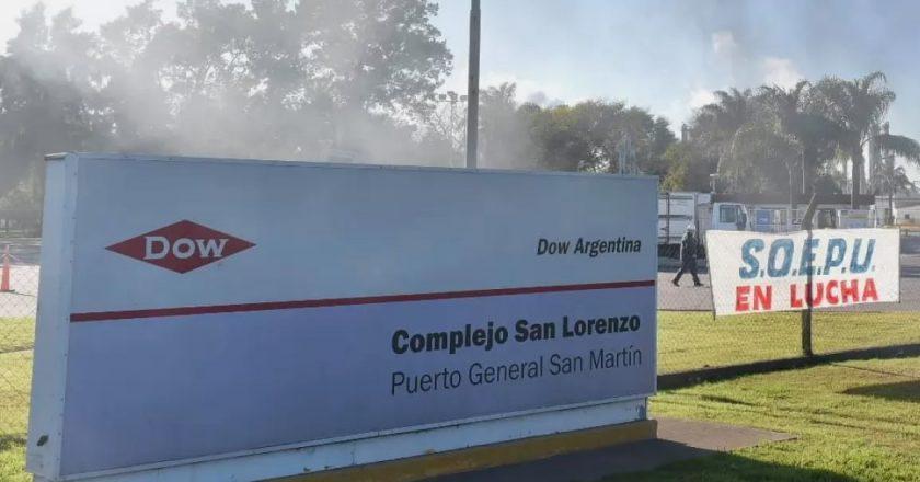 Tras el pedido de Cristina,  Dow Chemical revierte su decisión y confirma que no cierra su planta de San Lorenzo, Santa Fe