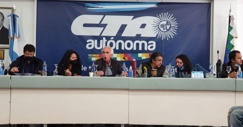 La CTA Autónoma pospuso para el 27 de octubre su «jornada nacional de lucha por un presupuesto sin ajuste»