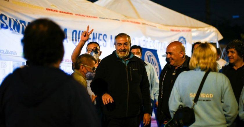 Daer enfrenta el último tramo de campaña antes de las elecciones de Sanidad y la izquierda se entusiasma con disputarle «varios establecimientos»