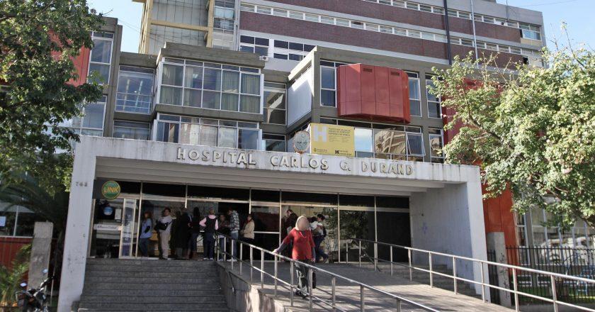 Trabajadores de enfermería del Hospital Durand contratados por la ciudad de Buenos Aires durante la pandemia movilizarán contra los despidos