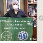 Al final la lista patrocinada por Moyano en UTEDyC sólo presentó candidatos en Mar del Plata y lanzó cuestionamientos sobre los padrones