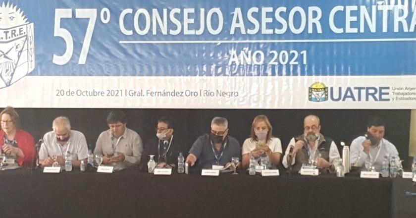 Voytenco abrochó el respaldo de más del 80% de los congresales y la UATRE consolida su recambio generacional