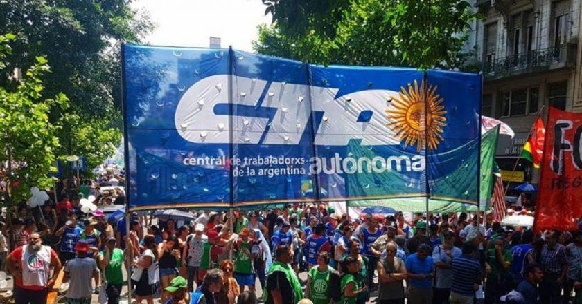 Tras la reunión con Alberto, la CTA Autónoma marchará el 28 de octubre para decirle «No al FMI»