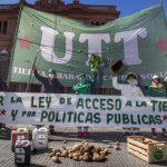 Gremio de campesinos inicia hoy cuatro días de protestas y acampe por la «Ley de Acceso a la Tierra»