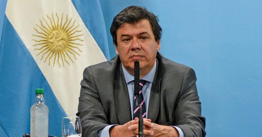 Moroni desmintió las críticas a los Comités Mixtos: «Los dos empresarios que contestan no leyeron el proyecto»