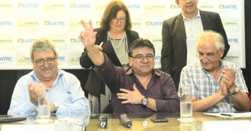 ¿Quién es José Voytenco, el dirigente que manejará los destinos de la UATRE?